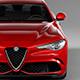 Alfa Romeo Giulia Quadrifoglio 2016