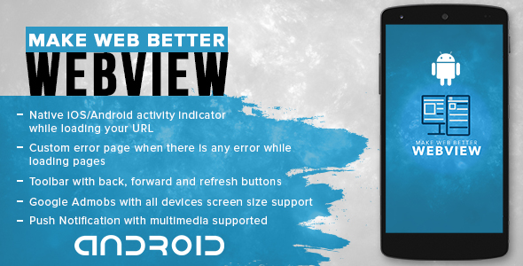 CodeCanyon Global Webview app for Android 20133483