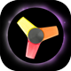 Double Fidget Spinner - Android - Easy to reskin - Google play services