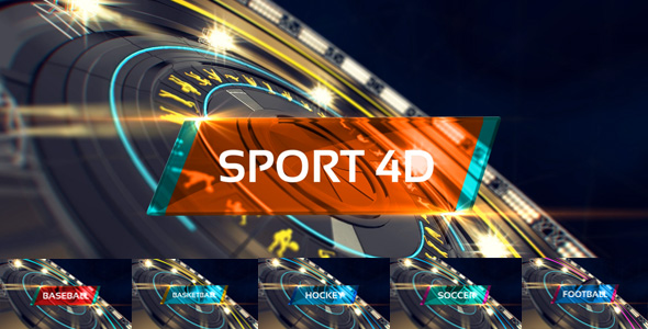 6 in1 Multi-Sport Intro Pack 4D