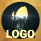 Shattered Golden Logo