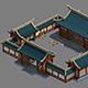 Ancient Chinese Architecture - State Government Yamen
