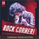 Barokah Flyer Template vol.8 (Rock Corner)