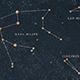 Constellations Wedding Invitation