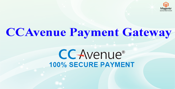 CCAvenue Payment Gateway (Magento Extensions)