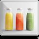 Juice Bottle Packaging Mock-Ups Vol.1