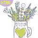 Flower Shop - Responsive & Mobile HTML Template