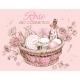 Rose Cosmetic Basket