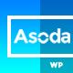 Asoda - A Multipurpose WordPress Theme