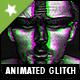 Gif Animated Glitch Photoshop Action