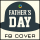 Fathers Day Facebook Covers - 2 Designs