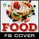 Food  Facebook Covers - 15 Designs