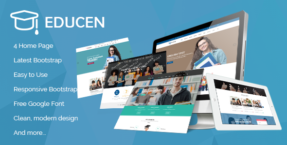 Download Educan - Education HTML5 Template