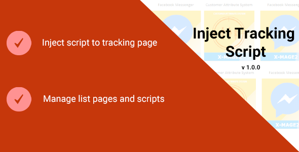 Inject Tracking Script