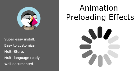 Animation Preloading Effects
