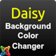 Daisy - Background Color Changerfor Joomla