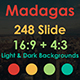 Madagas Multipurpose Google Slide Template
