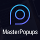 MasterPopups - Multi-Purpose Popup Plugin for WordPress with Easy Email Marketing Integration