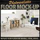 Photorealistic Floor Mock-Up