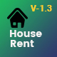 HouseRent - Multi Concept Rental WordPress Theme