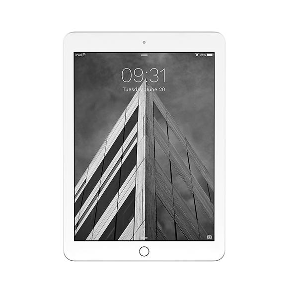 3DOcean iPad Pro 9.7 Silver 20145553