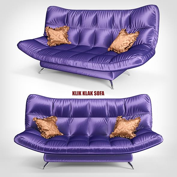3DOcean sofa KLIK KLAK 1 20146111