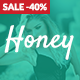 Gon Honey – A WordPress Blog Theme