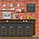 Classic Coffee Shop