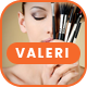 Valeri - Makeup Shop WordPress Theme