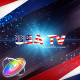 USA Patriotic Broadcast Pack - Apple Motion