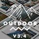 Outdoor - Creative Photography/Portfolio WordPress Theme