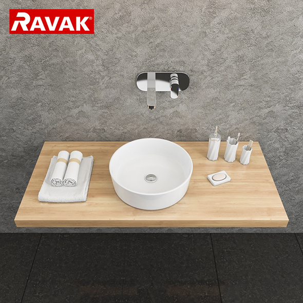 3DOcean washbasin Ravak Moon 1 20151346
