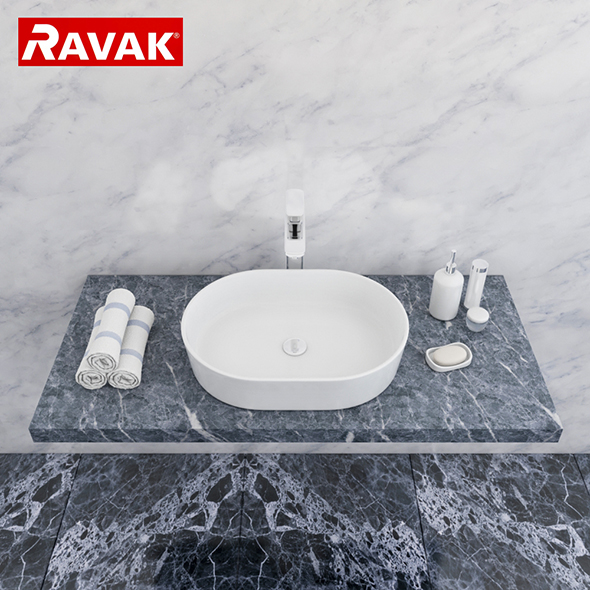 3DOcean washbasin Ravak Moon 2 20151372