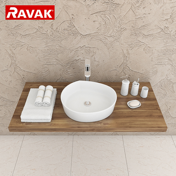 3DOcean washbasin Ravak Moon 3 20151461