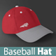 Baseball Cap Mock-up