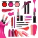 Lip Makeup Color Realistic  Collection
