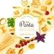 Pasta Decorative Frame