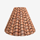 Messy Terracotta Roof Tiles Seamless 1