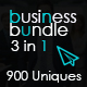 3 In 1 Business Bundle