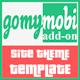 gomymobiBSB's Site Theme: Green Homepage