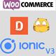 Ionic3WooDokanStore - Ionic3 Dokan Multi Vendor Woocommerce App