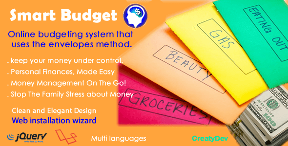 Smart Budget – online budgeting system (Miscellaneous) images