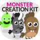 Simply Monster Creation Kit