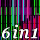 Color Neon - VJ Loop Pack (6in1)