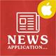 iOS News App - Swift3