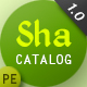 PHP Product Catalog Script - ShaCatalog