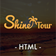 ShineTour - Tour Booking & Travel Agency HTML Template