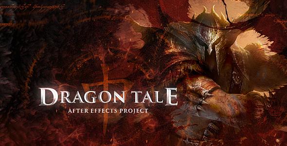 VideoHive Dragon Tale Intro 20160781