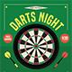 Darts Night Flyer