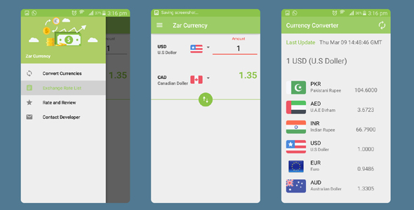 Integral forex android